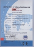 Ultrasonic hook and eye tape machine CE certificate