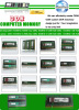 Products Catalogue-DDR RAM Memory