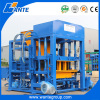 QT4-15C good automatic concrete hollow block molding machine for sale