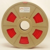 ABS Red 3d printing filament for Makerbot Replicator 5th Spool