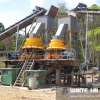 Shanghai WhiteLai Crushing Production Line in Indonesia