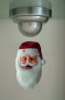 magnetic floating Santa Claus