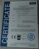 RoHS certificate for solar panel