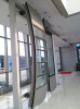Finished Curtain Wall