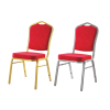 promotion stackble aluminum banquet chair