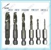 HSS Hex Shank Twist Drill Bits