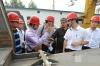 Iran Client Visiting for Gantry crane