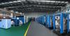DENAIR Big model air compressor production assembly line