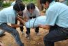 Team Building at Taihu Lake-2
