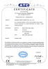 CE Certificate for 8300U-8600U Power Inverter