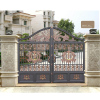 Decorative Aluminum Garden Gate