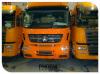 Beiben Trucks to Tanzania