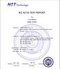 IEC62133 LIPOLYMER BATTERY