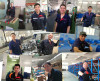 EVERGEAR gearbox company staff beautiful smiles