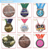 Promotion Gift Top Quality Customized 3D Metal Coin