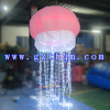 1.5m Diameter Advertising Inflatable Outdoor Light Ballons