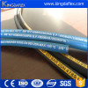 Blue Cover High Pressure Washer Hose Hydraulic Rubber Hose