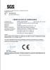 CE certificate of phones