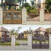Aluminum Garden Fence Gate