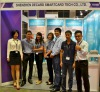 The exhibition show in singapur