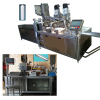 Full Automatic Cartridge / Sausage Filling Machine for Silicone / PU / MS Sealant