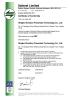 CE Certificate for Solenoid Valve