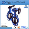high quality Rubber seat lug butterfly valve