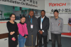 South Africa Customer Visited our factory in 2014!