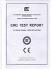 EMC TEST REPORT for DP Split Core current transformer