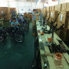 assembly line-bicycle