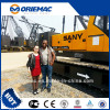 Mozambique Clients Visited SANY Factory for Crawler Crane Operator Training