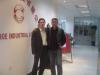 Russia client visit