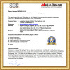 SGS of Certificate