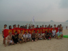Barbecue, CS Games, Beach Camp in Xichong