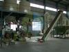 China mainland customer animal feed production line