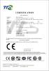 ozone generators certificate