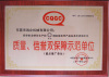 Environmental protection demonstration company certificate