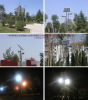 Our Solar Lighting Project in YanTai City