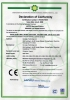 CE Certification for our Ultrasonic cleaner products