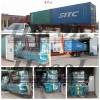W11S-12*2500mm Hydraulic Universal Rolling Machine Loading
