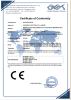 CE-LVD Certificate for Led strip