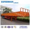 Tri-Axle Bulk Cargo Sidewall Open Van Semi-Trailer