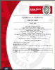 INMETRO CERTIFICATE FOR MINI CIRCUIT BREAKER