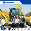 Mongolia Clients Visited XCMG Factory for Truck Crane and Excavator
