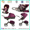 Professional Pu&PVC coated oxford nylon fabric for Baby Stroller (Oko-Tex)