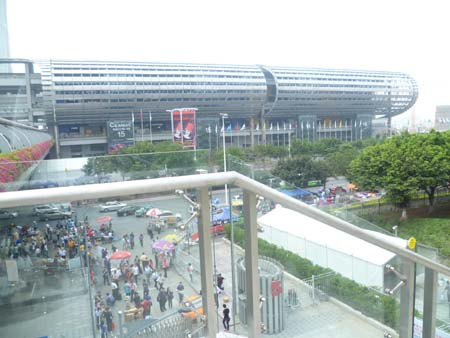 Canton Fair ( 15th-19th of Octomber in 2011)