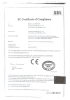 CE Certificate of AVS (Automatic Voltage Swither)