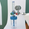 Oxygen Flowmeter with Humidifier Bottle Oxygen Regulator Manufacturer