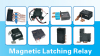 We are professional manufacturer specializing in magnetic latching relay