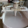 Coating Barrel for Foam Models